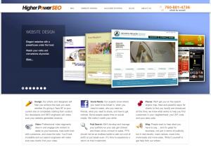Higher Power SEO Website