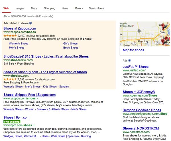 Google Serp Before 2014